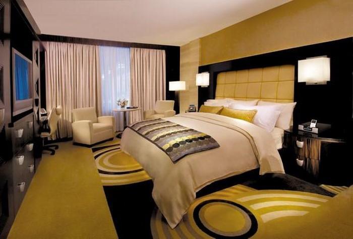 Schlafzimmer-farblich-gestalten-mit-Gelb-Eine-wunderschöne-Deko