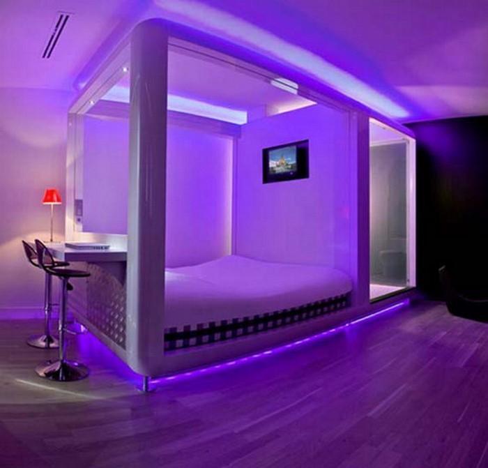 Wandfarbe schlafzimmer schräge ~ Dayoop.com