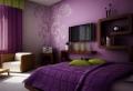 Das Schlafzimmer lila gestalten: 67 einmalige Wohnideen!