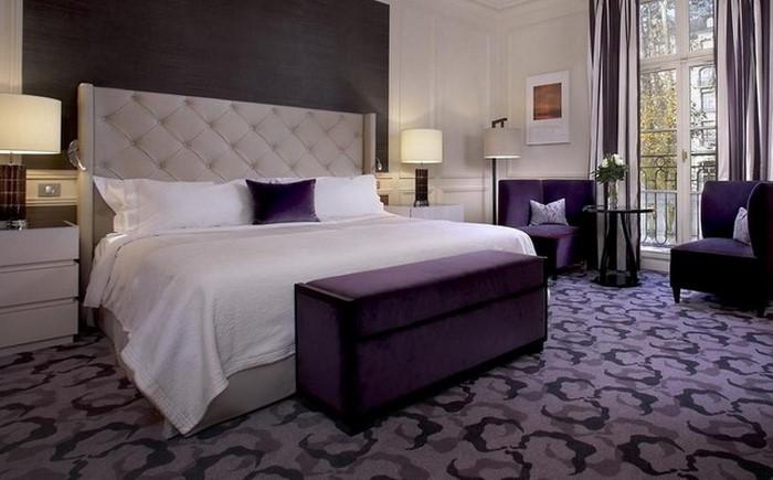 Schlafzimmer-lila-Eine-super-Gestaltung
