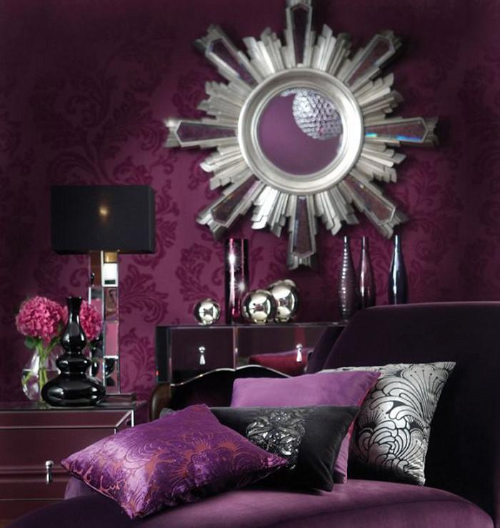 Schlafzimmer-lila-Eine-tolle-Entscheidung
