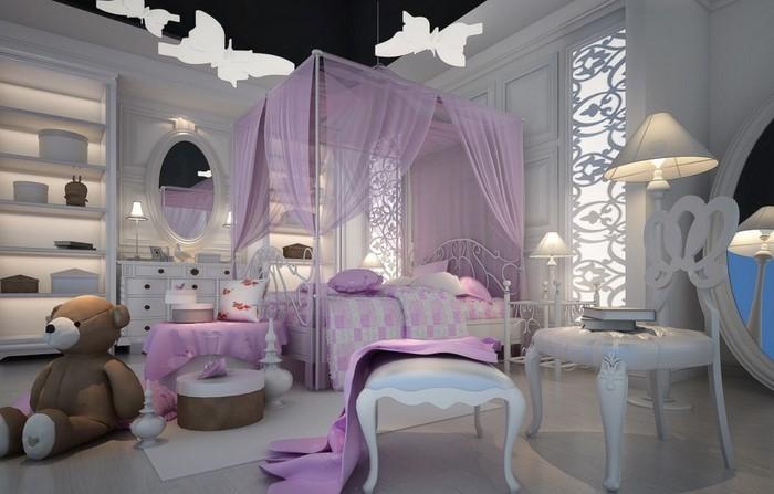 Schlafzimmer-lila-Eine-tolle-Gestaltung