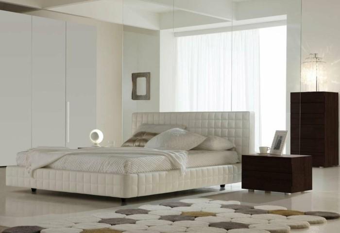 Schlafzimmer-nach-Feng-Shui-mit-Glaswand