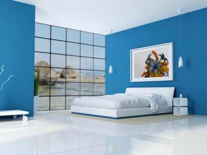 Schlafzimmereinrichtung-in-Blau-Eine-super-Ausstrahlung