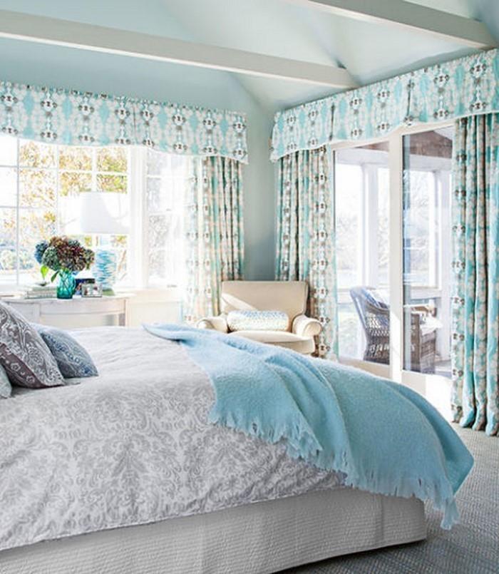 Schlafzimmereinrichtung-in-Blau-Eine-tolle-Ausstattung