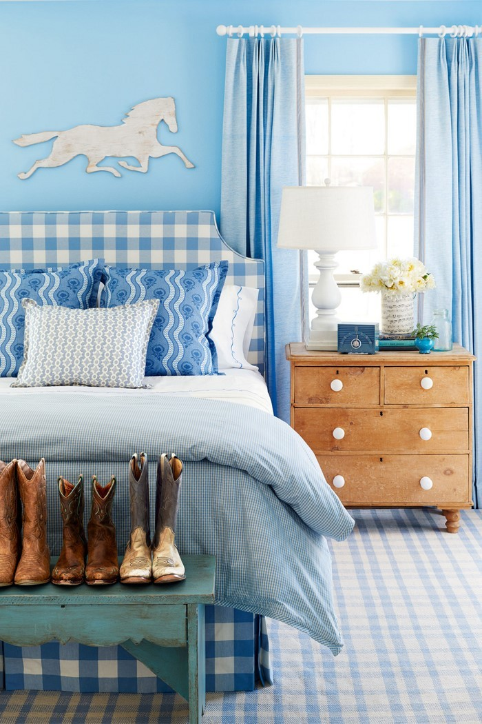 Schlafzimmereinrichtung-in-Blau-Eine-tolle-Entscheidung