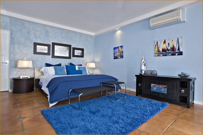Schlafzimmereinrichtung-in-Blau-Eine-wunderschöne-Ausstattung