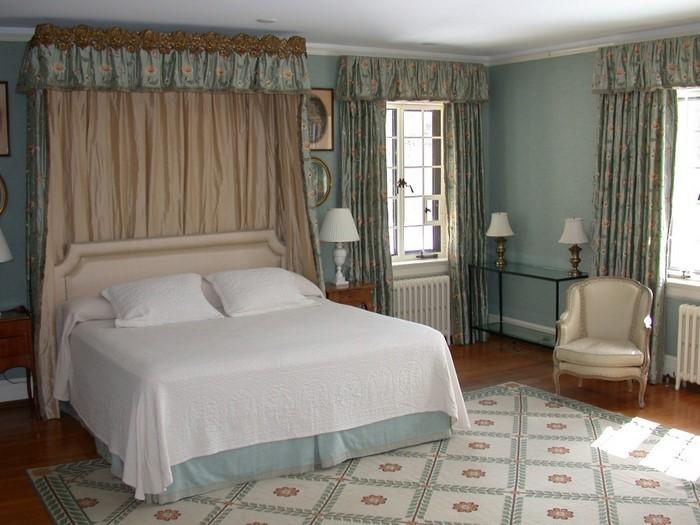 Schlafzimmereinrichtung In Blau: Das Geheimnisvolle Blau | Schlafzimmer ...