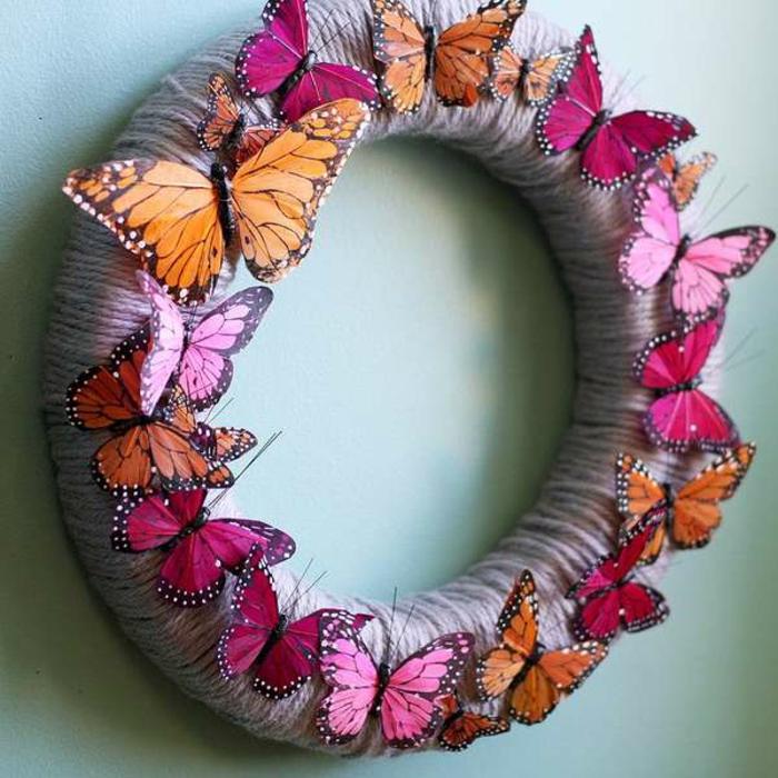 Schmetterling-basteln-in-Kreis