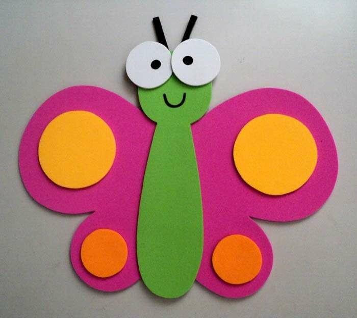 Schmetterling-basteln-mit-Kindern-schnell-und-schön