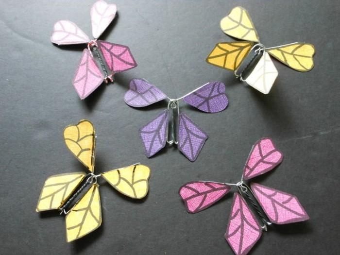 Schmetterlinge-basteln-mit-Kindern-einfach