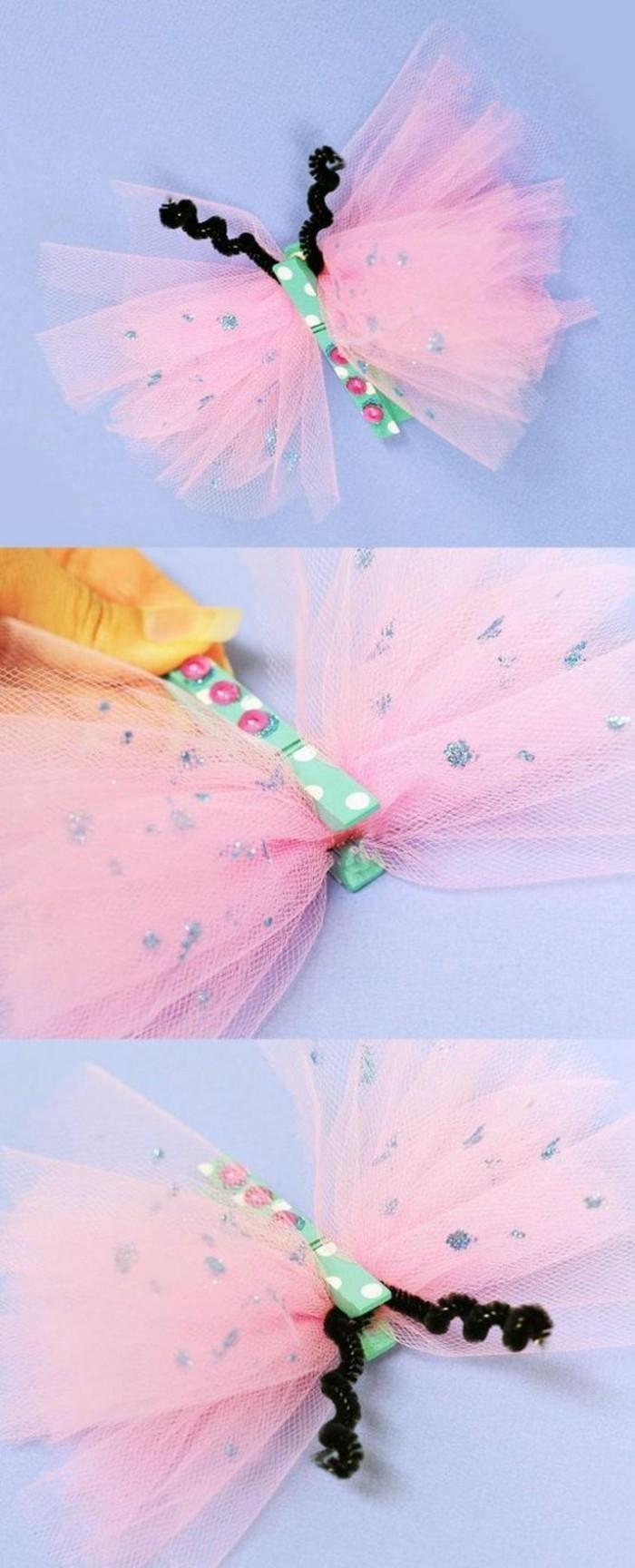 Schmetterlinge-zum-basteln-mit-Waschklammern