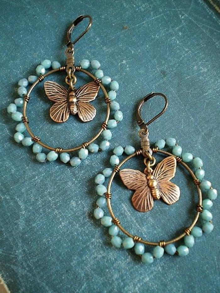 Schmetterlinge-zum-basteln-wie-Ohringe