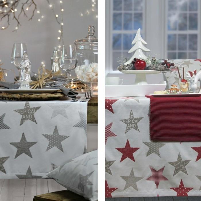 Tischdecke-Deko-Weihnachtstischdecke-Keep-Calm-von-sander