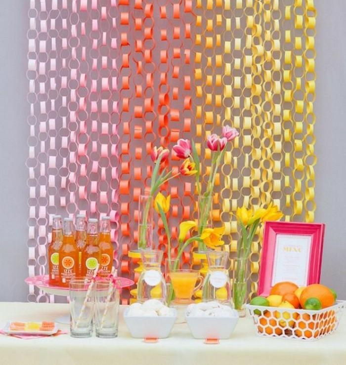 Tischdeko frühling basteln  Tischdeko basteln – die Kreativität fördern - Archzine.net