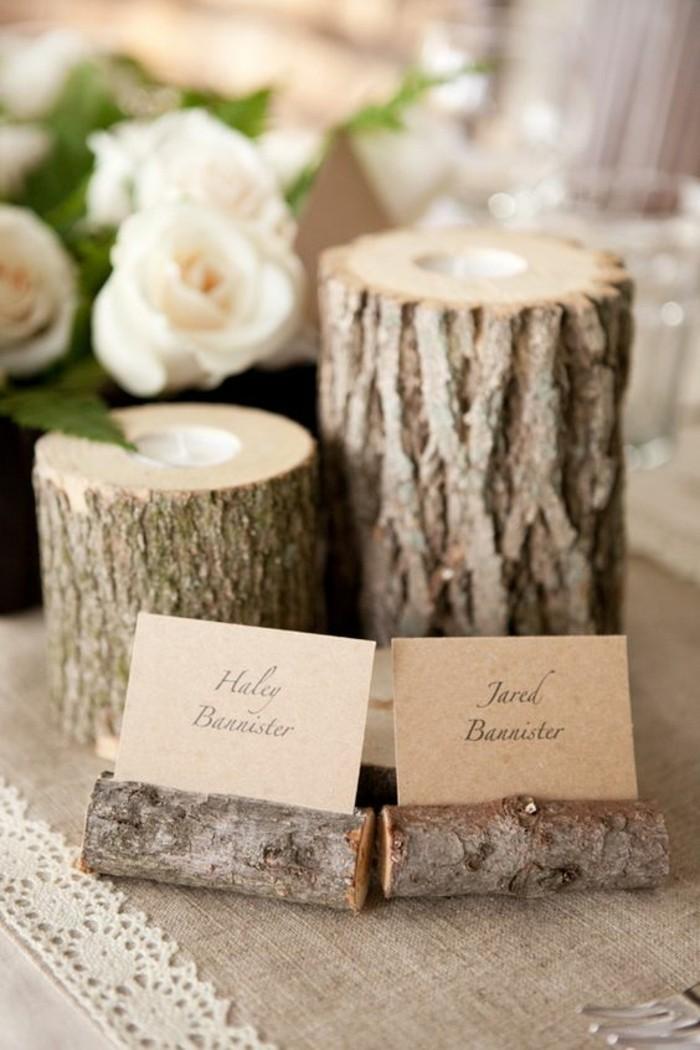 すべての折り紙 折り紙 冬 : Tischdeko-Holz-mit-Ständer-für-die ...