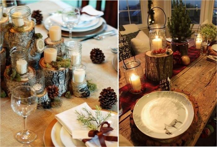 Tischdeko-aus-Holz-zwei-Beispiele