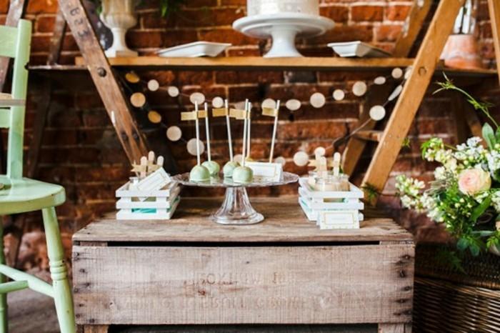 Tischdeko-mit-Holz-wie-kleine-Schachtel
