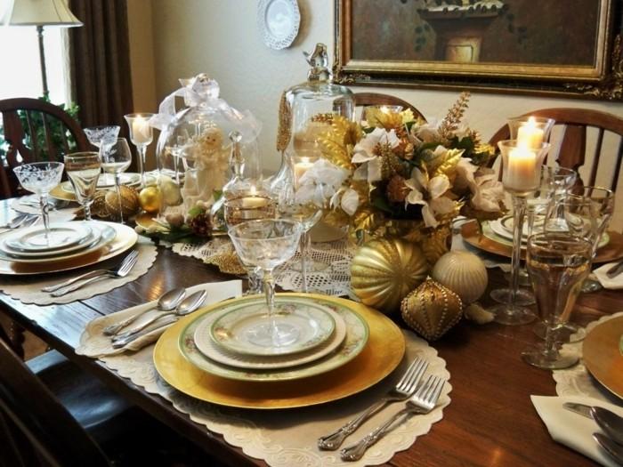 Tischdeko-mit-Kerzen-und-Figuren