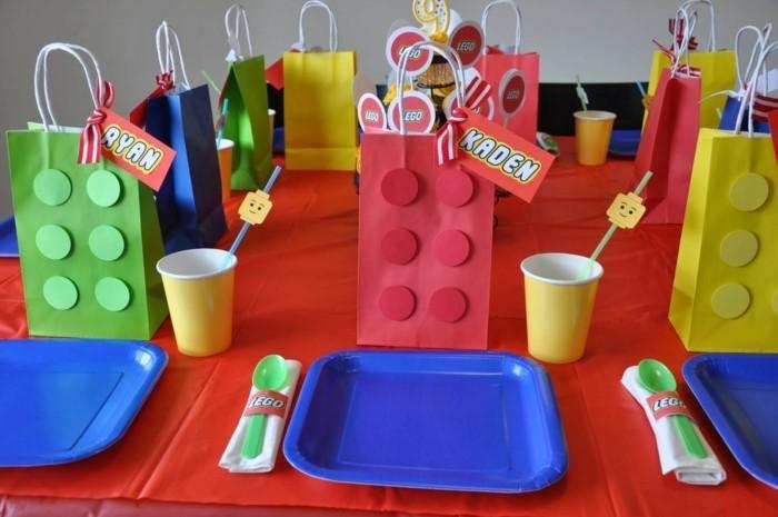 Tischdeko basteln – die Kreativität fördern