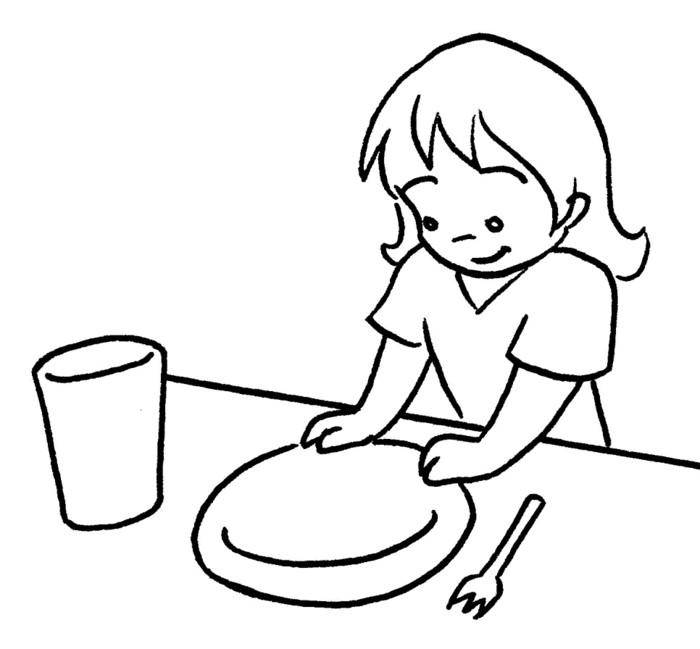 Tische-eindecken-schon-von-früh-an