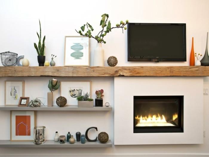 Vasen-dekorieren-auf-den-Regalen