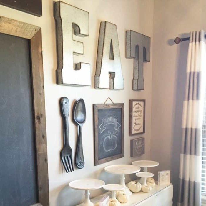 Wanddeko-selbst-gemacht-für-die-Küche