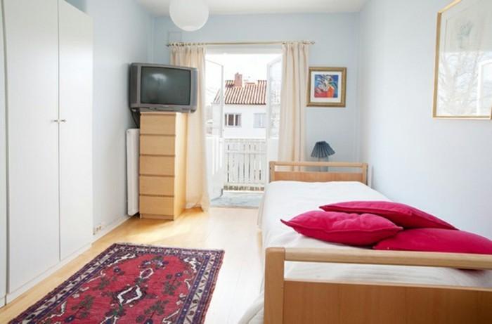 Wohnideen-für-kleine-Räume-mit-Perserteppich