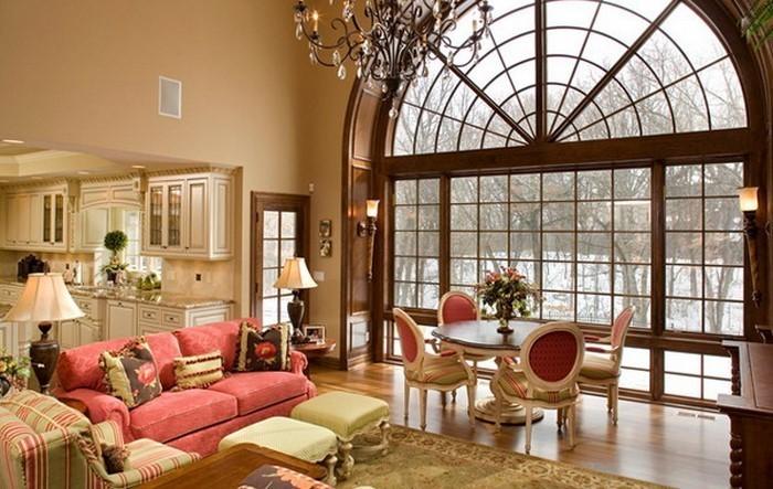 Wohnzimmer-Ideen-mit-Rosa-Eine-auffällige-Entscheidung