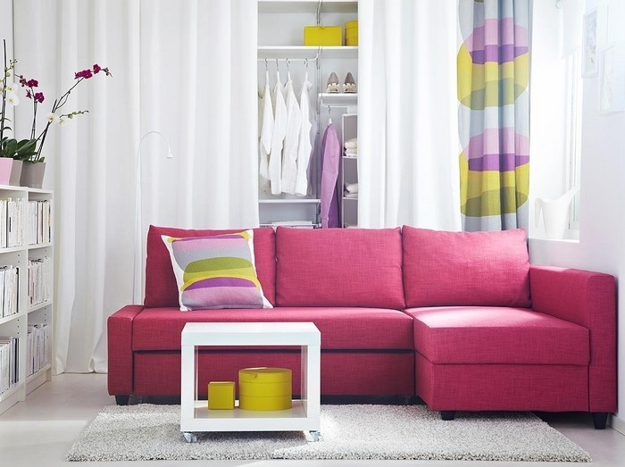 Wohnzimmer-Ideen-mit-Rosa-Eine-coole-Dekoration