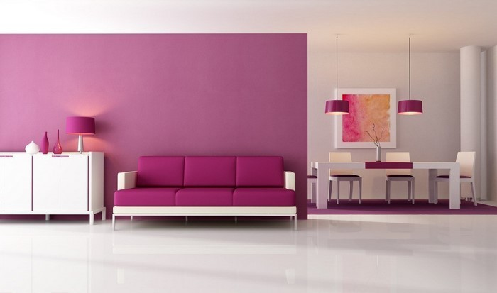 Wohnzimmer-Ideen-mit-Rosa-Eine-tolle-Ausstrahlung