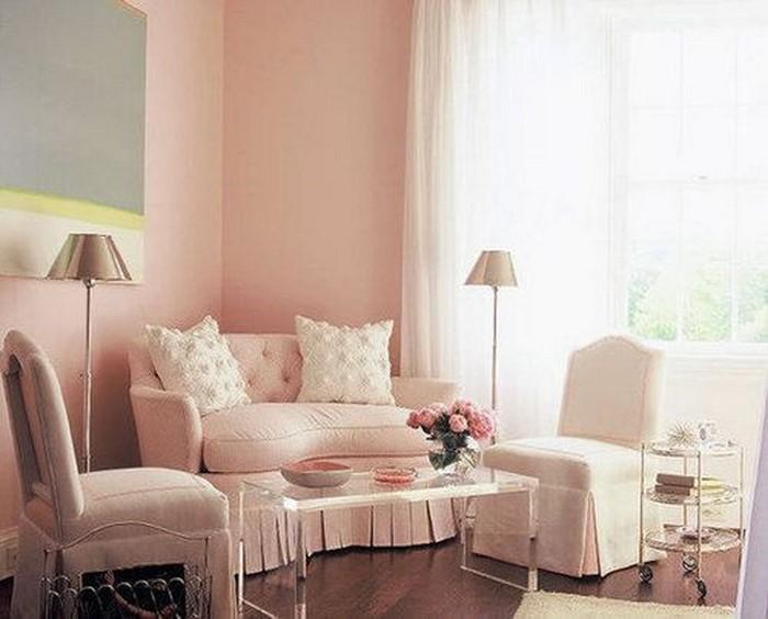 wohnzimmer ideen : wohnzimmer ideen rosa ~ inspirierende bilder ... - Wohnzimmer Deko Rosa