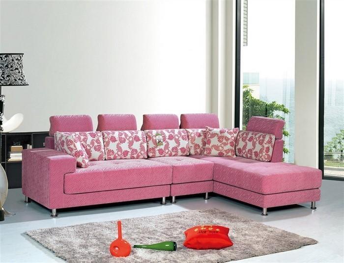 Wohnzimmer-Ideen-mit-Rosa-Eine-tolle-Entscheidung