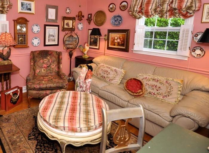Wohnzimmer-Ideen-mit-Rosa-Eine-wunderschöne-Entscheidung