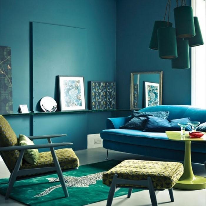Wohnzimmer-farblich-gestalten-blau-Ein-super-Design