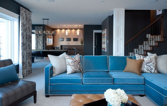 Wohnzimmer-farblich-gestalten-blau-Ein-super-Interieur