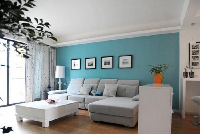groses wohnzimmer farblich gestalten inneneinrichtung. Black Bedroom Furniture Sets. Home Design Ideas