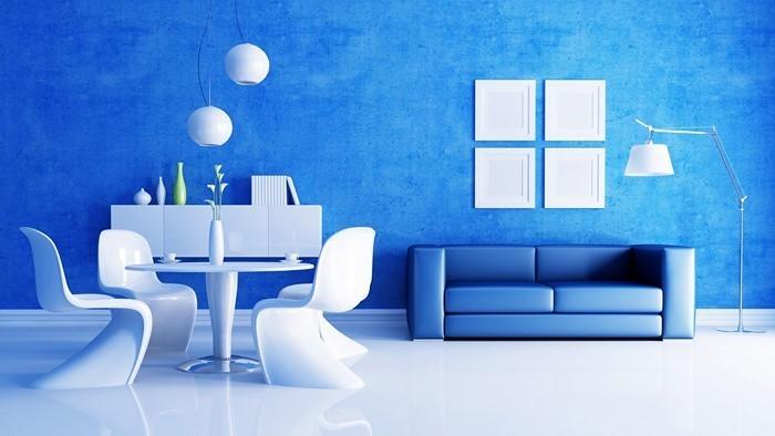 Wohnzimmer-farblich-gestalten-blau-Eine-auffällige-Ausstrahlung
