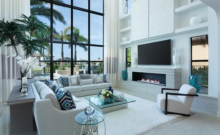 Wohnzimmer-farblich-gestalten-blau-Eine-super-Entscheidung