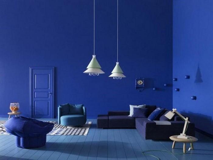 Wohnzimmer-farblich-gestalten-blau-Eine-tolle-Dekoration