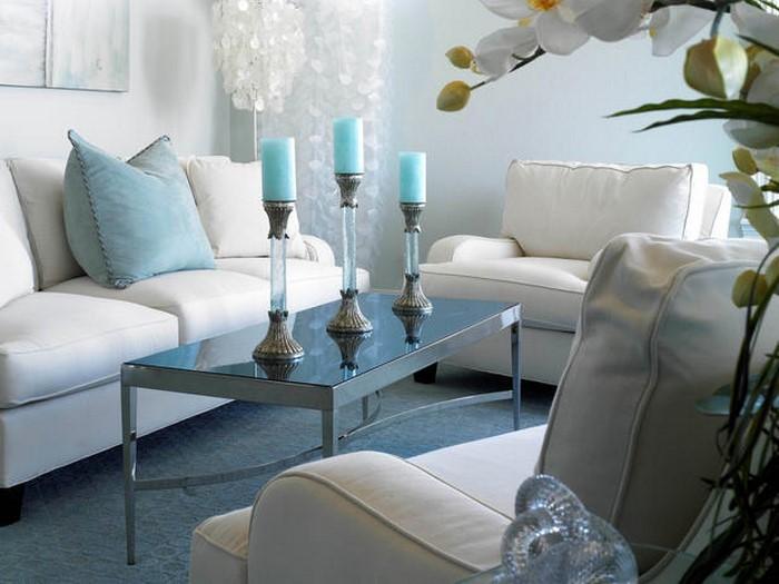 Wohnzimmer-farblich-gestalten-blau-Eine-verblüffende-Deko