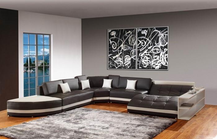 wohnzimmer grau ein super interieur