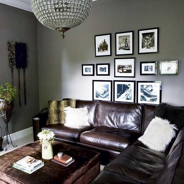Wohnzimmer-grau-Ein-verblüffendes-Design