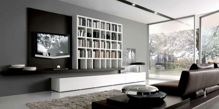 Wohnzimmer-grau-Eine-kreative-Entscheidung