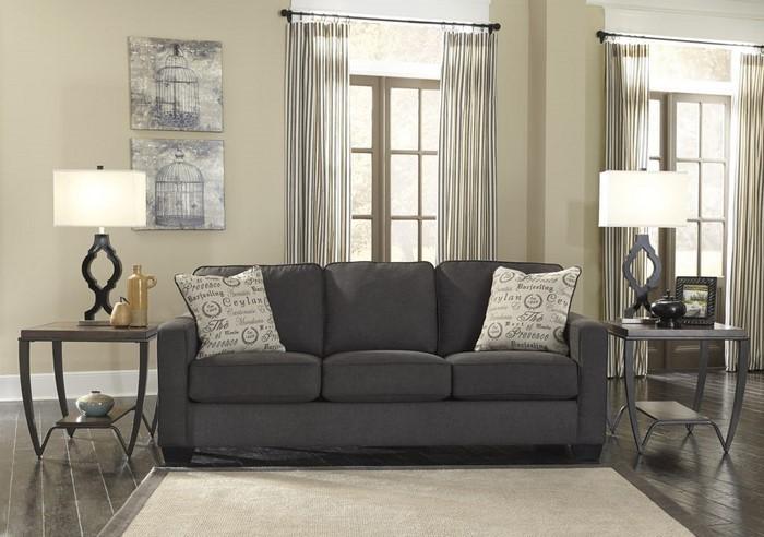 Wohnzimmer-grau-Eine-moderne-Entscheidung