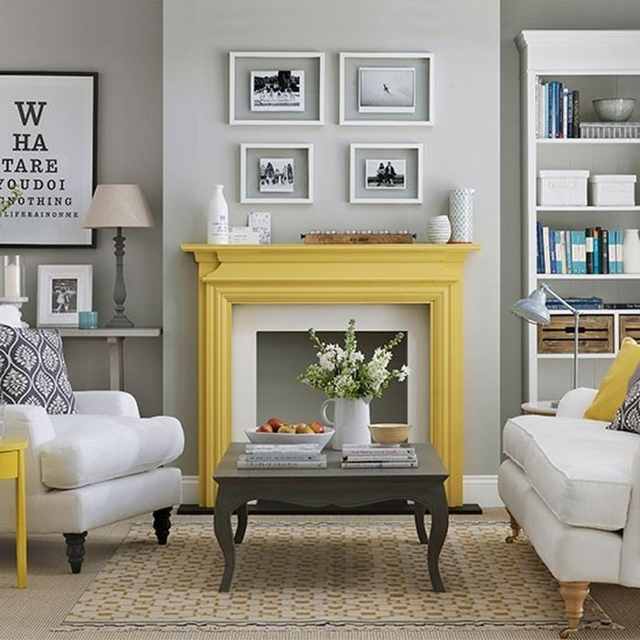 modernes wohnzimmer beige ~ moderne inspiration innenarchitektur ... - Farbideen Wohnzimmer Grau