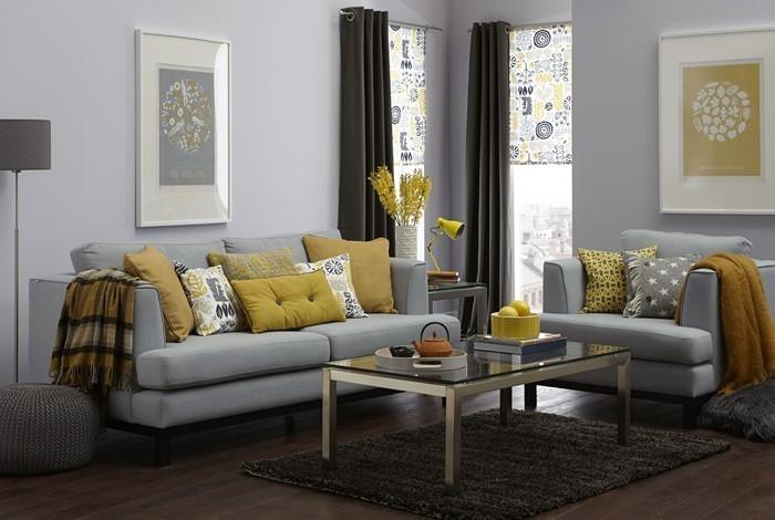 Wohnzimmer-grau-Eine-wunderschöne-Ausstattung