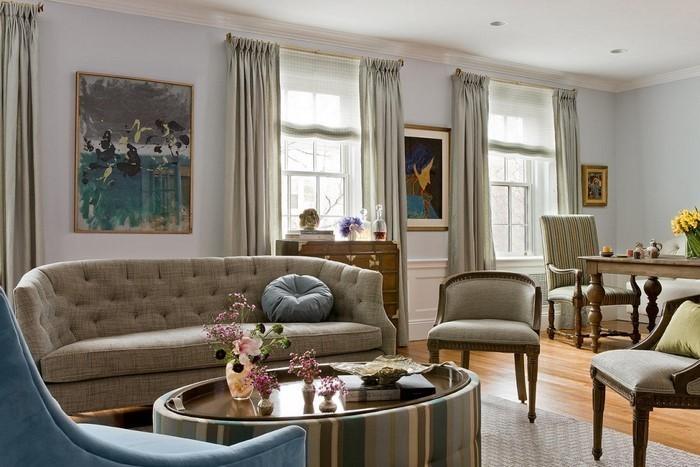 Wohnzimmer-grau-Eine-wunderschöne-Gestaltung