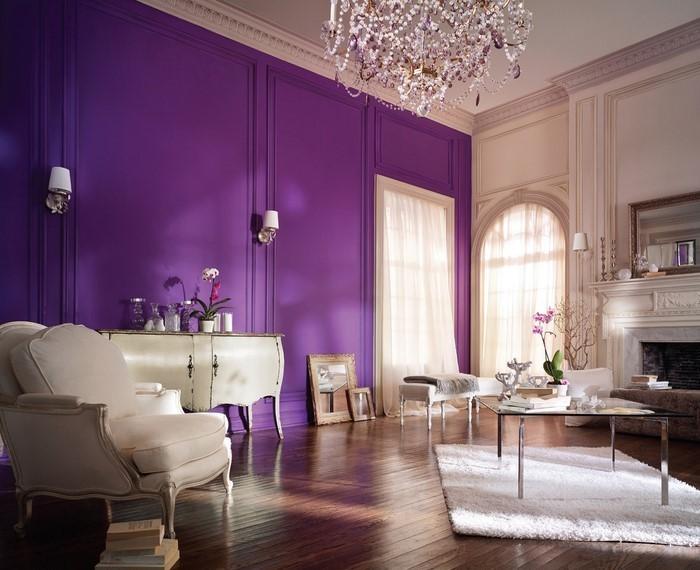 Wohnzimmer-lila-Eine-tolle-Entscheidung