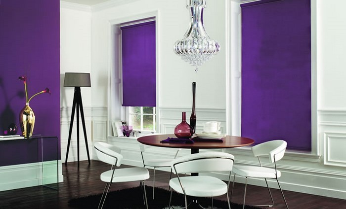 Wohnzimmer-lila-Eine-verblüffende-Ausstrahlung